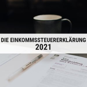 onLINE-Kurs: Die Einkommensteuererklärung 2021